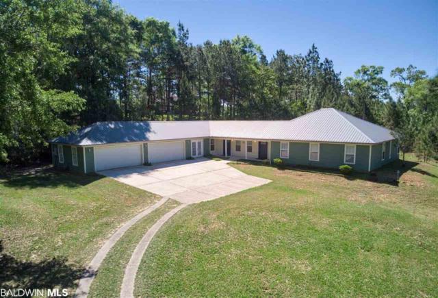 12280 County Road 138, Bay Minette, AL 36507 (MLS #282635) :: Jason Will Real Estate