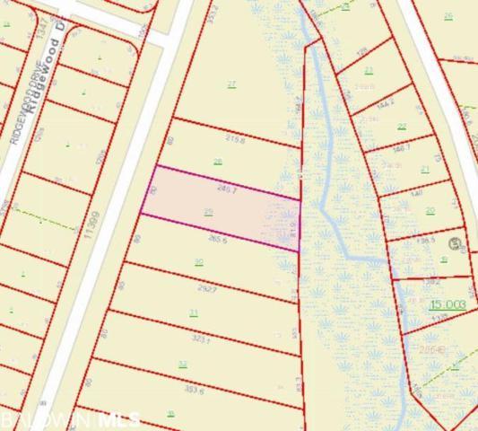 0 County Road 99, Lillian, AL 36549 (MLS #282653) :: Jason Will Real Estate
