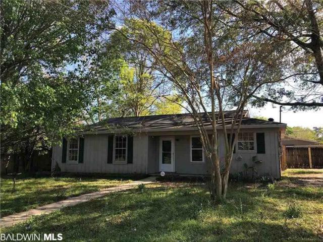 8501 Mcallister Drive, Theodore, AL 36582 (MLS #282682) :: Jason Will Real Estate