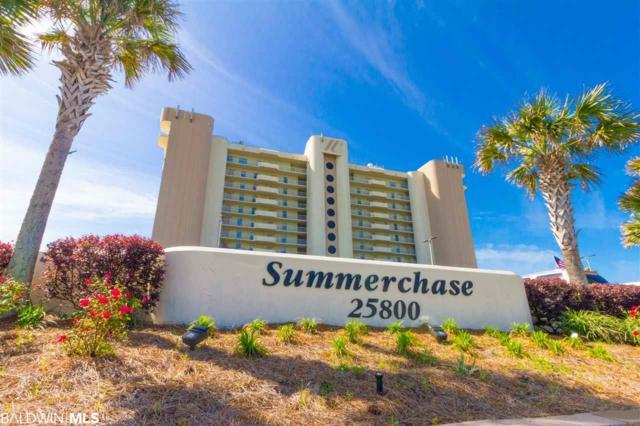 25800 Perdido Beach Blvd #1007, Orange Beach, AL 36561 (MLS #282688) :: Dodson Real Estate Group