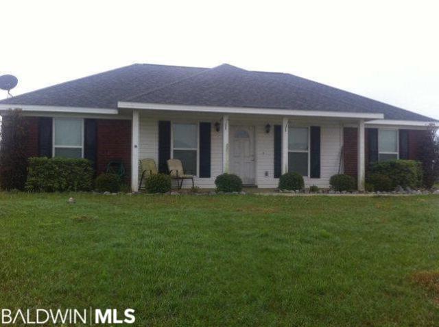 15594 Bramblewood Court, Foley, AL 36535 (MLS #282791) :: Jason Will Real Estate