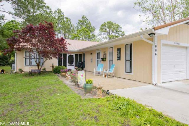 2277 Oyster Bay Lane #1006, Gulf Shores, AL 36542 (MLS #282795) :: Gulf Coast Experts Real Estate Team