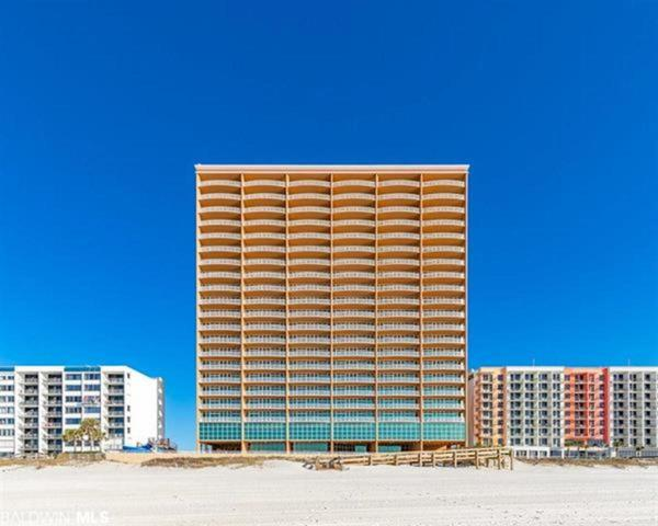 25494 Perdido Beach Blvd #1805, Orange Beach, AL 36561 (MLS #282845) :: The Kim and Brian Team at RE/MAX Paradise