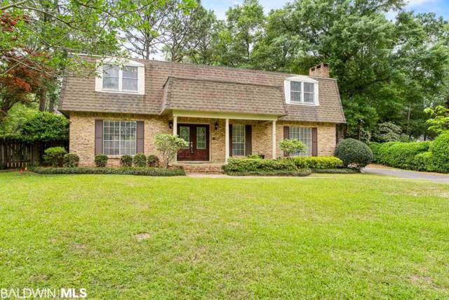 5777 Chester Court, Mobile, AL 36609 (MLS #282861) :: Ashurst & Niemeyer Real Estate