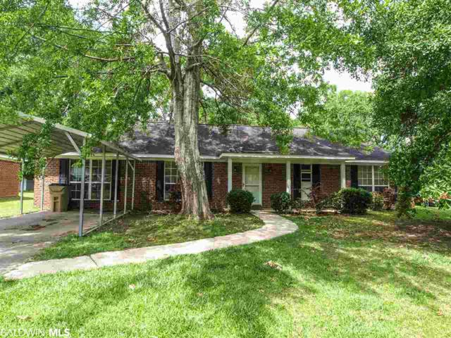 5420 Drexel Drive, Theodore, AL 36582 (MLS #282869) :: Coldwell Banker Coastal Realty