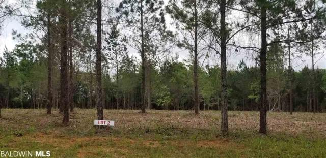 2 Taylor Still Road, Robertsdale, AL 36567 (MLS #282913) :: Elite Real Estate Solutions