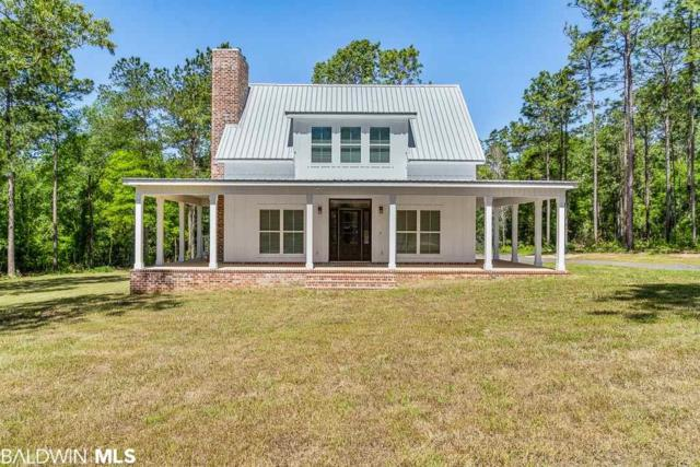 9545 Whitehouse Fork Road Ext., Bay Minette, AL 36507 (MLS #282921) :: The Kim and Brian Team at RE/MAX Paradise