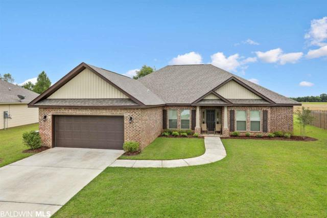 17218 Feder Drive, Foley, AL 36535 (MLS #282999) :: The Kim and Brian Team at RE/MAX Paradise