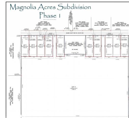 15560 County Road 28, Magnolia Springs, AL 36555 (MLS #283045) :: Jason Will Real Estate