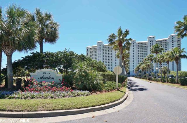 375 Beach Club Drive A910, Gulf Shores, AL 36542 (MLS #283102) :: Jason Will Real Estate