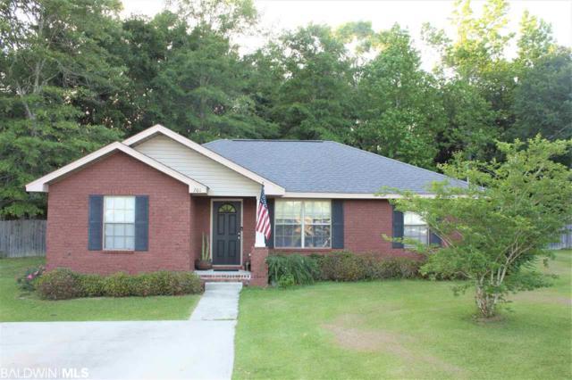 201 Cobb Court, Bay Minette, AL 36507 (MLS #283249) :: Elite Real Estate Solutions