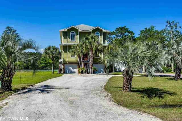814 W Canal Drive, Gulf Shores, AL 36542 (MLS #283311) :: Ashurst & Niemeyer Real Estate