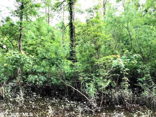 0 Bayou Road, Bay Minette, AL 36507 (MLS #283315) :: Coldwell Banker Coastal Realty