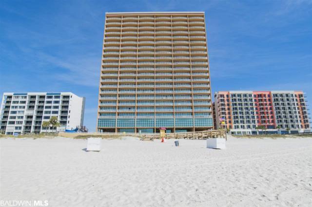 25494 Perdido Beach Blvd #1702, Orange Beach, AL 36561 (MLS #283319) :: Ashurst & Niemeyer Real Estate