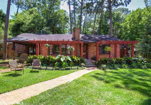 206 Orange Avenue, Fairhope, AL 36532 (MLS #283383) :: Gulf Coast Experts Real Estate Team