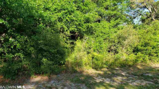2734 Manuel Dr, Lillian, AL 36549 (MLS #283515) :: Jason Will Real Estate