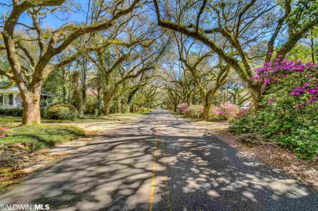 14223 Oak Street, Magnolia Springs, AL 36555 (MLS #283587) :: Jason Will Real Estate