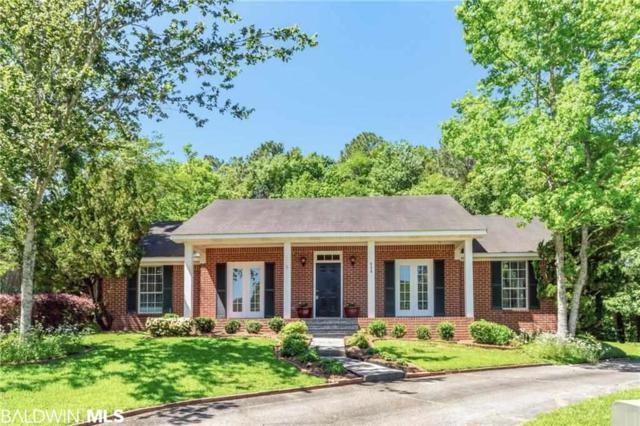408 W Lakeview Drive, Mobile, AL 36695 (MLS #283635) :: Elite Real Estate Solutions