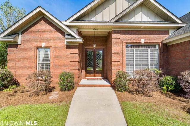 3365 W Lockwood Drive, Mobile, AL 36695 (MLS #283641) :: Elite Real Estate Solutions