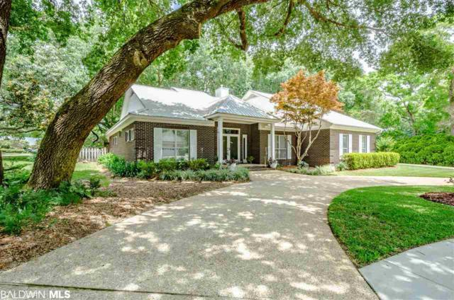 19750 Quail Creek Drive, Fairhope, AL 36532 (MLS #283699) :: The Kim and Brian Team at RE/MAX Paradise