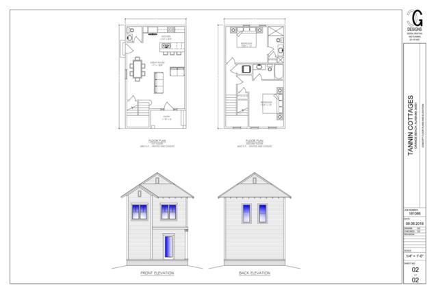 Lot H West Gate, Orange Beach, AL 36561 (MLS #283703) :: Gulf Coast Experts Real Estate Team