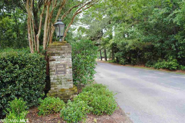 0 Oak Point Lane, Fairhope, AL 36532 (MLS #283735) :: Ashurst & Niemeyer Real Estate