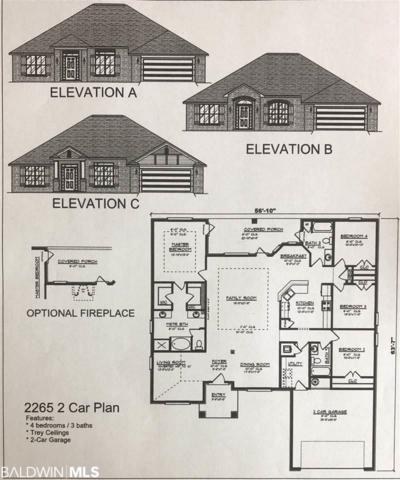 16134 Lakeway Dr, Loxley, AL 36551 (MLS #283841) :: Elite Real Estate Solutions