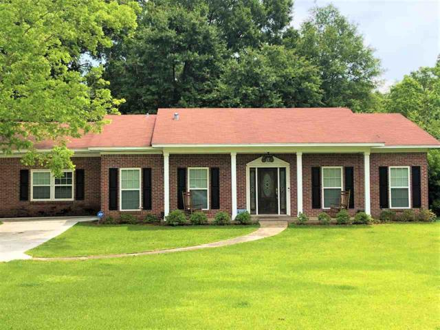 119 Dogwood Place, Atmore, AL 36502 (MLS #283860) :: Elite Real Estate Solutions