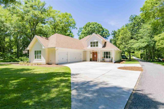 6415 Captains Lane, Daphne, AL 36526 (MLS #283942) :: Elite Real Estate Solutions