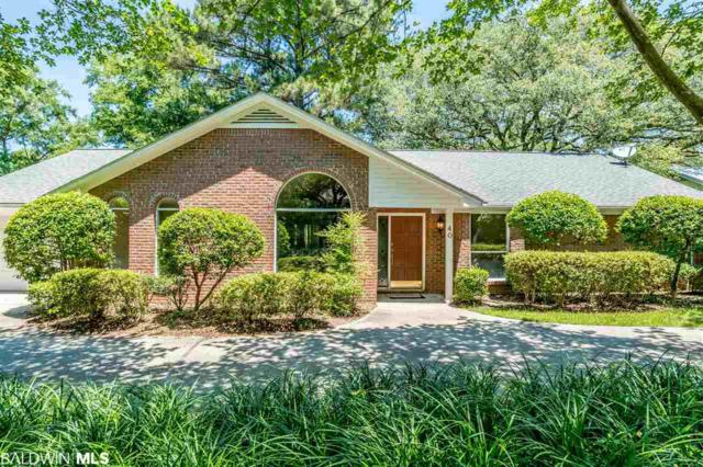 40 Echo Lane, Fairhope, AL 36532 (MLS #283969) :: Elite Real Estate Solutions