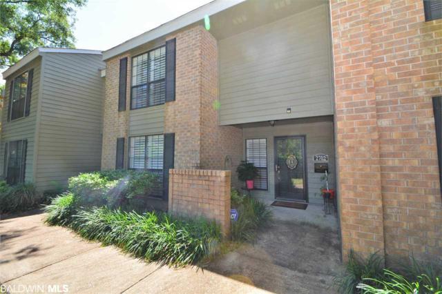 2901 Grant St #2702, Mobile, AL 36606 (MLS #283980) :: Elite Real Estate Solutions