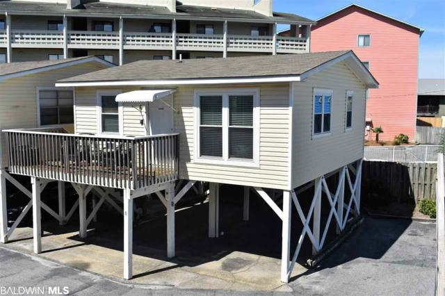 1138 W Beach Blvd Cottage #6, Gulf Shores, AL 36542 (MLS #284036) :: Coldwell Banker Coastal Realty
