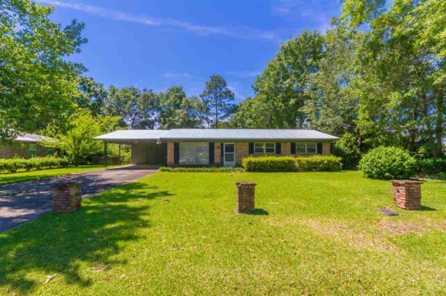 415 W Jackson Street, Summerdale, AL 36580 (MLS #284050) :: Ashurst & Niemeyer Real Estate