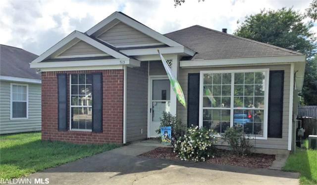513 N Westchase Court, Fairhope, AL 36532 (MLS #284184) :: Gulf Coast Experts Real Estate Team