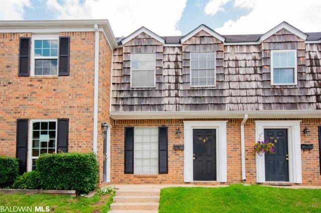 124 Du Rhu Drive B, Mobile, AL 36608 (MLS #284222) :: Dodson Real Estate Group