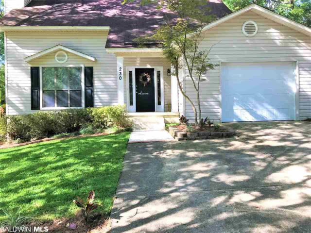 230 Maplewood Loop, Daphne, AL 36526 (MLS #284250) :: Gulf Coast Experts Real Estate Team