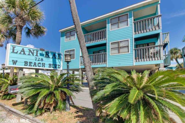 729 W Beach Blvd #230, Gulf Shores, AL 36542 (MLS #284259) :: The Kim and Brian Team at RE/MAX Paradise