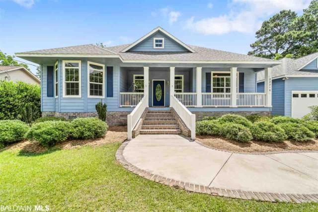 22210 7th Street, Silverhill, AL 36576 (MLS #284280) :: Elite Real Estate Solutions