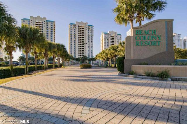 13601 Perdido Key Dr W-17C, Perdido Key, FL 32507 (MLS #284393) :: Jason Will Real Estate