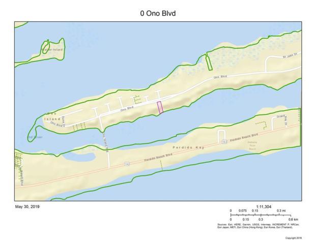 0 Ono Blvd, Orange Beach, AL 36561 (MLS #284593) :: Jason Will Real Estate