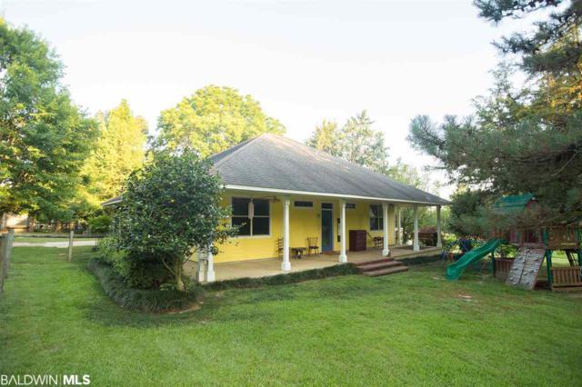 9280 Gibson Rd, Molino, FL 32577 (MLS #284619) :: Jason Will Real Estate