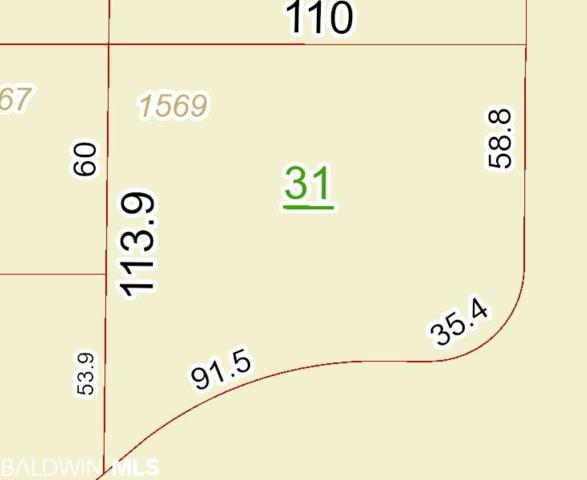 1569. Pensacola Drive, Lillian, AL 36549 (MLS #284735) :: Jason Will Real Estate