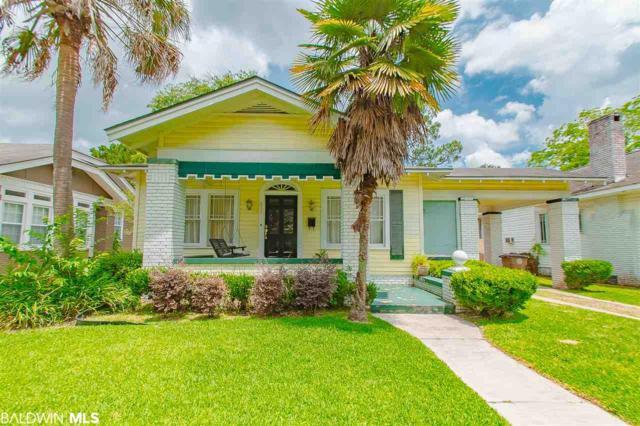 311 S Monterey Street, Mobile, AL 36604 (MLS #284817) :: Elite Real Estate Solutions