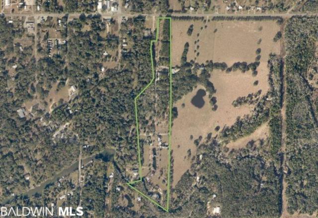 0 Itea Drive, Magnolia Springs, AL 36555 (MLS #284901) :: The Dodson Team