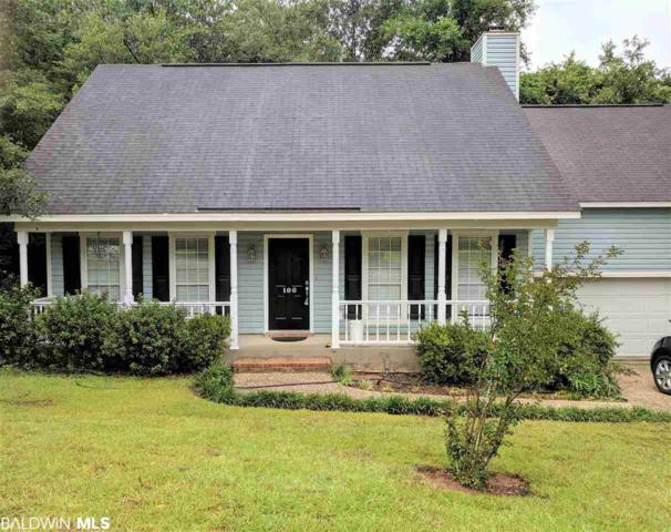 100 Kingswood Drive, Daphne, AL 36526 (MLS #284923) :: Jason Will Real Estate