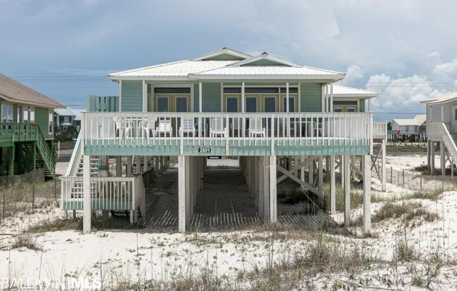2801 W Beach Blvd, Gulf Shores, AL 36542 (MLS #284987) :: ResortQuest Real Estate