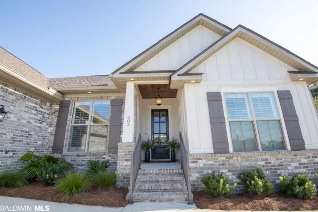 503 Bartlett Avenue, Fairhope, AL 36532 (MLS #285054) :: Elite Real Estate Solutions
