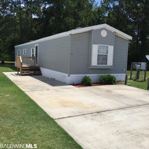 16707 Highway 180, Gulf Shores, AL 36542 (MLS #285086) :: Dodson Real Estate Group