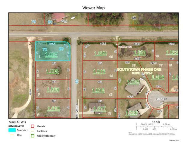 W Southtown Dr, Robertsdale, AL 36567 (MLS #285138) :: Elite Real Estate Solutions