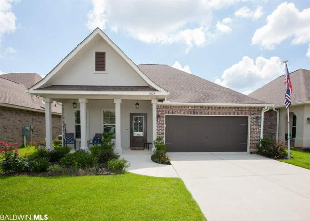 6024 Waterford Dr, Foley, AL 36535 (MLS #285144) :: Gulf Coast Experts Real Estate Team